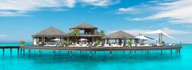 free dominican republic nature facebook cover