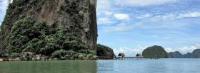 free krabi thailand nature facebook cover
