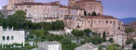 free provence france nature facebook cover