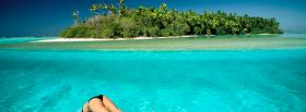 free diving in nature facebook cover