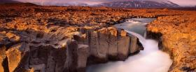 free kaldidalur iceland nature facebook cover