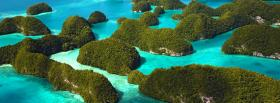 free exotic islands nature facebook cover