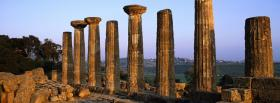 free valley of the temples nature facebook cover
