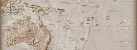 free map australia and new zealand facebook cover