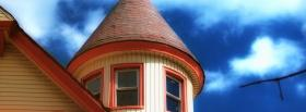free sky house nature facebook cover