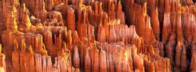 free bryce canyon nature facebook cover
