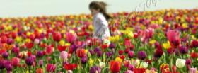free fun in garden nature facebook cover