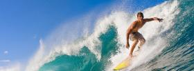 free ocean suf nature facebook cover