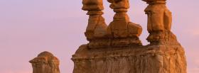 free goblin valley nature facebook cover