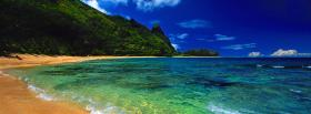 free shore stunning nature facebook cover