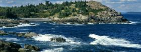 free acadia national park nature facebook cover