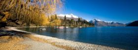 free queenstown nature facebook cover