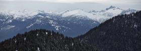 free top of alps nature facebook cover