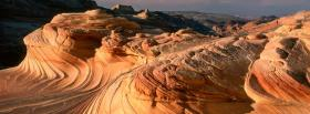 free vermillion cliffs nature facebook cover