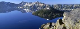 free wizard island nature facebook cover