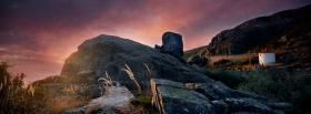 free portugal sunset nature facebook cover