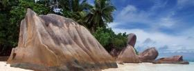 free seychelles nature facebook cover