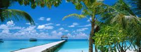 free stunning view nature facebook cover