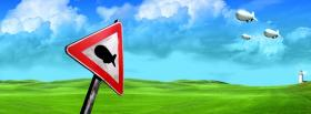 free sky sign nature facebook cover