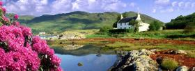 free spring home nature facebook cover