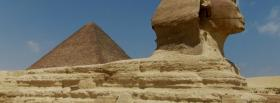 free pyramids egypt nature facebook cover