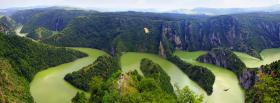 free uvac canyon nature facebook cover