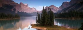 free spirit island nature facebook cover