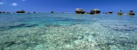 free okinawa island nature facebook cover