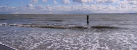 free shore nature facebook cover