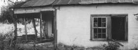 free aged house nature facebook cover