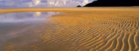 free tasman national park nature facebook cover
