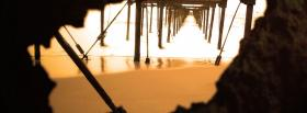 free under bridge nature facebook cover
