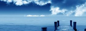 free path to water nature facebook cover