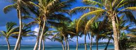 free west indies beach nature facebook cover