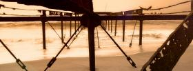 free old bridge nature facebook cover