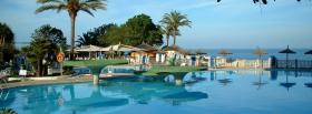 free spain holiday nature facebook cover
