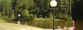 free the banjosa lake nature facebook cover