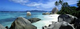 free seychelles island nature facebook cover