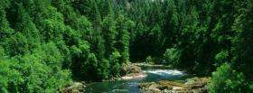 free umpqua river nature facebook cover