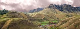 free oregon valley nature facebook cover