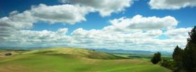 free pure calm nature facebook cover