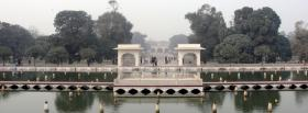 free shalimar gardens nature facebook cover
