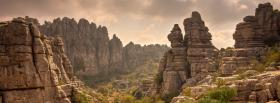 free torcal de antequera nature facebook cover