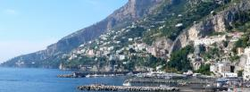 free amalfi nature facebook cover