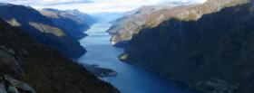 free pathway of water nature facebook cover