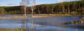 free spring lake nature facebook cover