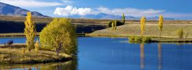 free water landscape nature facebook cover