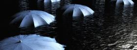 free umbrellas and water nature facebook cover
