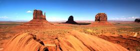 free valley of rocks nature facebook cover