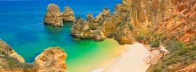 free portugal algarve lagos nature facebook cover
